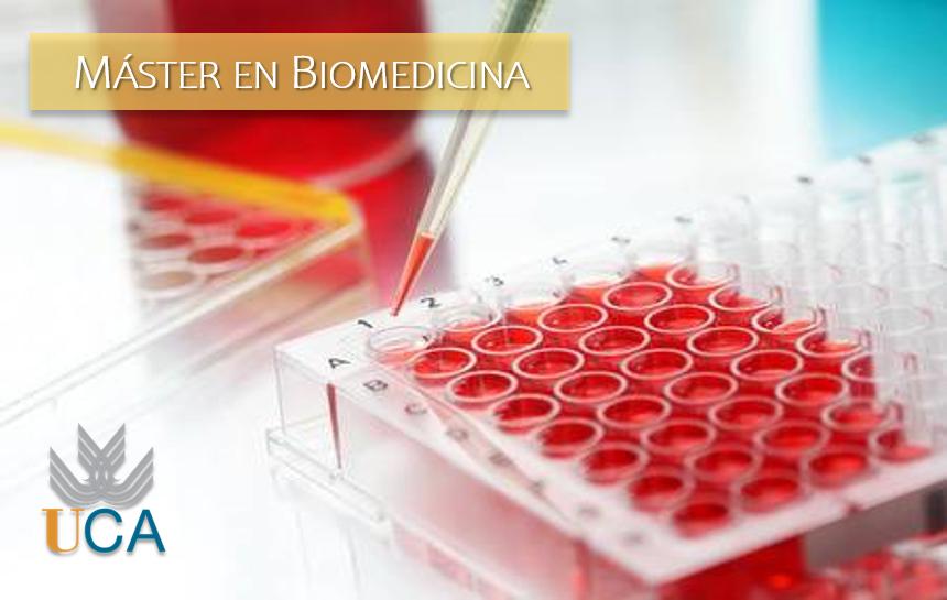 IMG Máster en Biomedicina