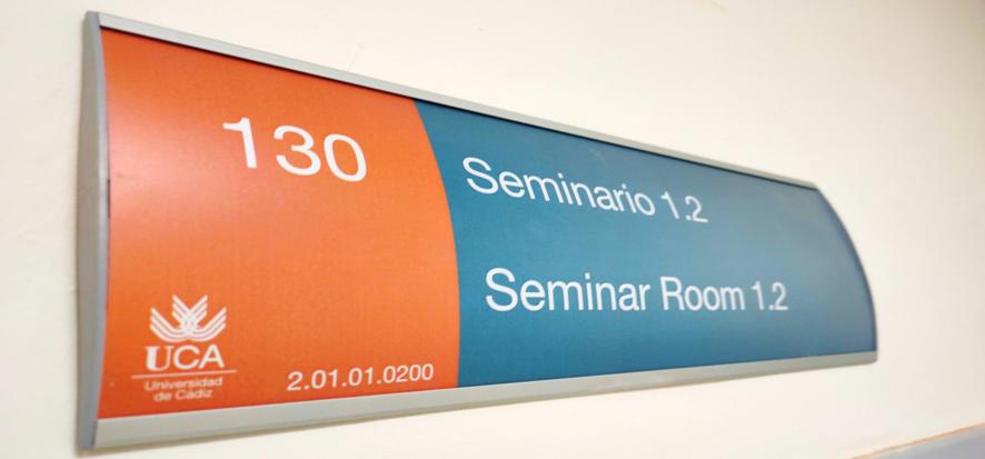 Nueva rotulación y nueva denominación de los seminarios