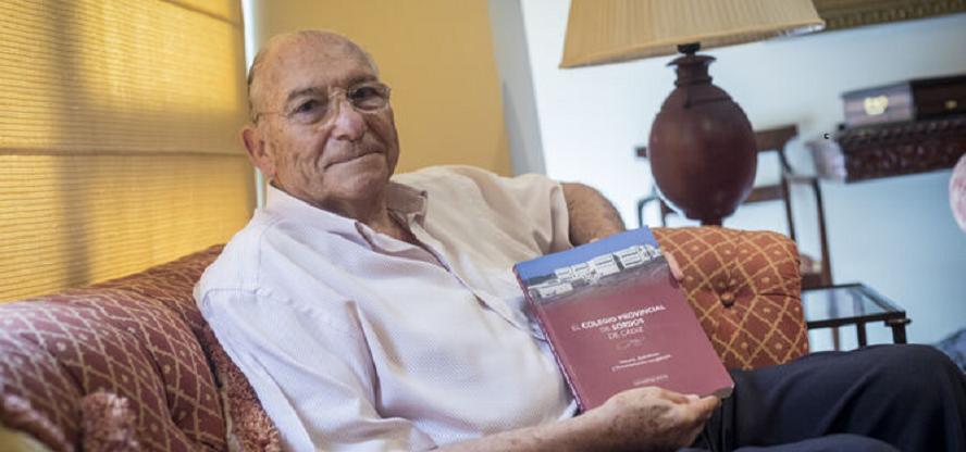 El otorrinolaringólogo Juan Bartual Pastor, Premio Medicina Gaditana del Colegio de Médicos de Cádiz