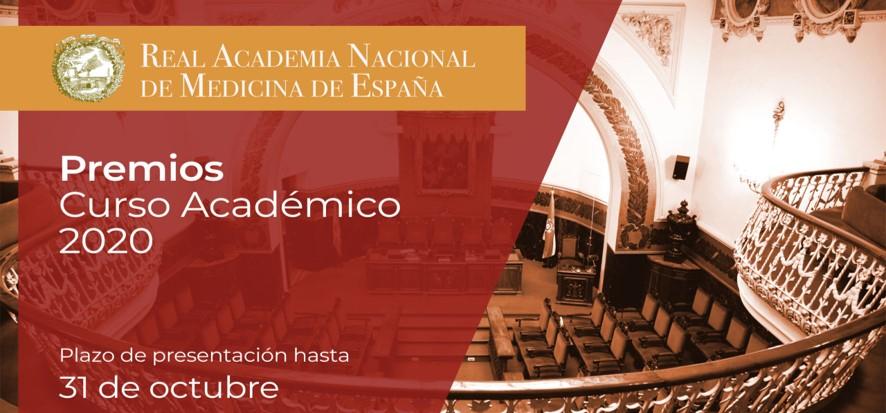 Premios Real Academia Nacional de Medicina de España