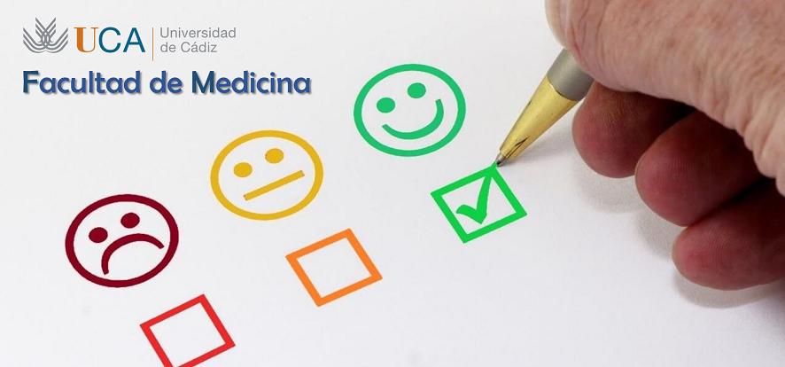 Encuesta de satisfacción del alumnado con el Grado en Medicina