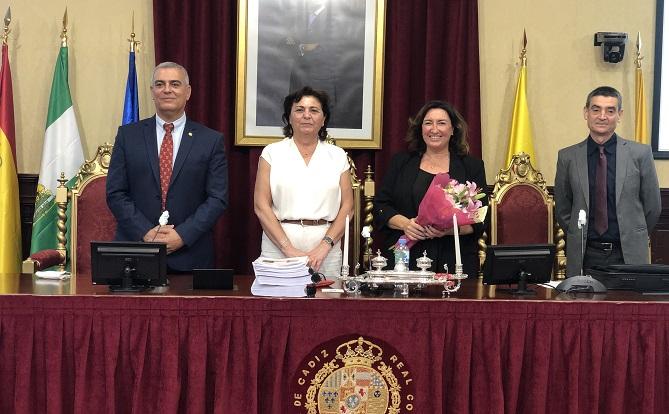 La profesora Carmen Castro González, nueva Catedrática del Área de Fisiología