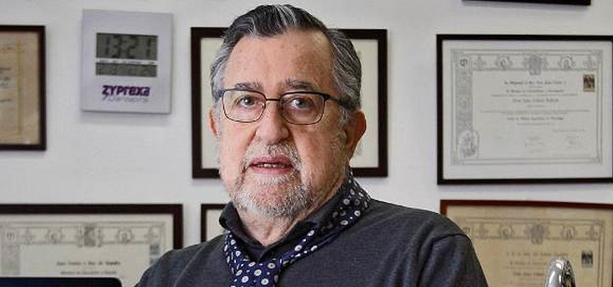 Fallece el prof. Juan Gilbert Rahola