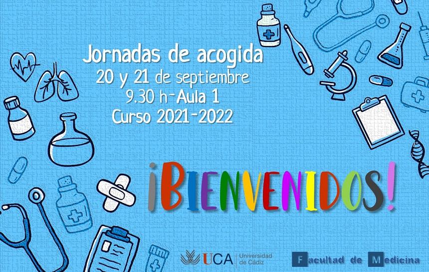 IMG Jornada de Acogida. Alumnos noveles. Curso 2021-2022